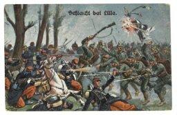 Le centenaire de la Première Guerre mondiale aux Archives départementales du Nord : cahier pédagogique 01 Lille envahi 1914-1918