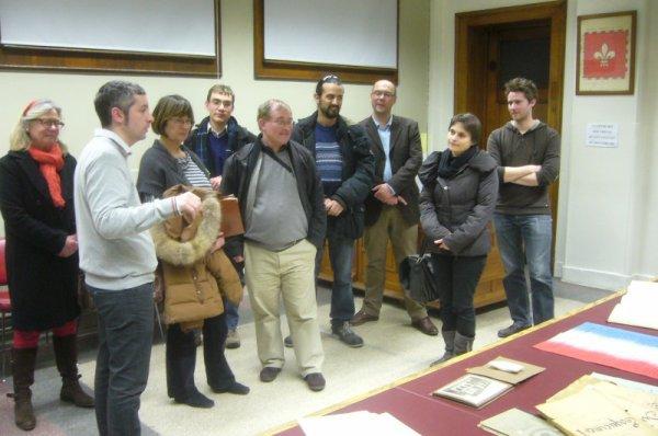 Archivistes et historiens sont-ils faits pour s'entendre ?