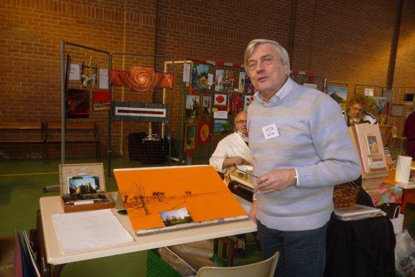 Fête du printemps de l'Office de Tourisme des Weppes organisée ce week-end à Radinghem-en-Weppes : épisode 1 (reportage Chantal Dhennin)