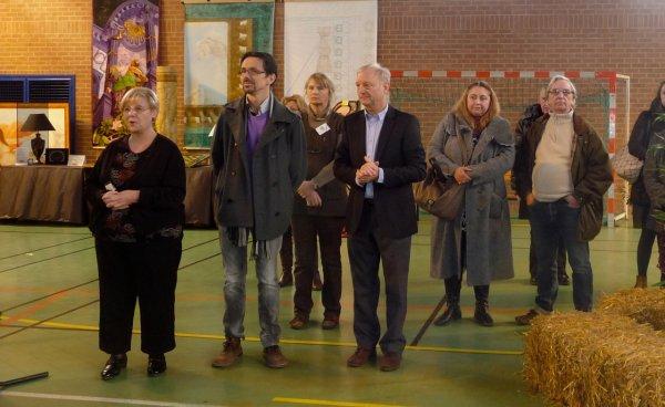 Fête de printemps de l'Office de Tourisme des Weppes organisée ce week-end à Radinghem-en-Weppes : épisode 2 (reportage Chantal Dhennin)