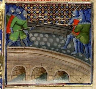 La bataille du pont de Comines en novembre 1382 : épisode 8 et fin