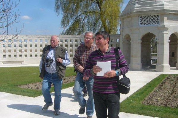L'association 14-18 prépare son voyage d'automne dans les Weppes
