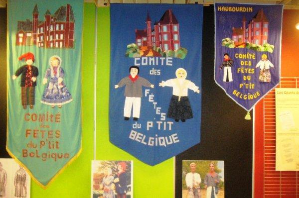 Le quartier du Petit Belgique à Haubourdin