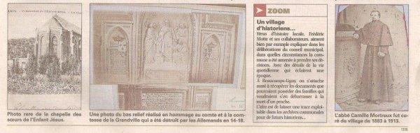 Dans le tiroir du coffre-fort (pour en savoir plus, voir http://lavoixdunord.fr )