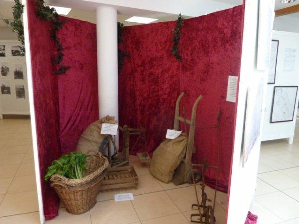 Exposition sur l'agriculture à Pérenchies