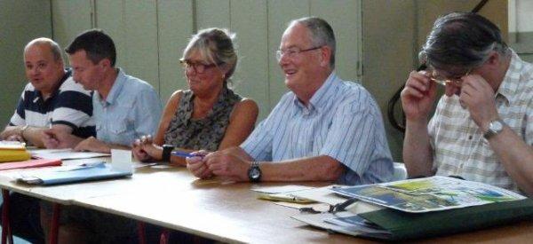 Dernière réunion de préparation du forum des Weppes 2013 qui aura lieu cette année à Comines-Warneton (Belgique)