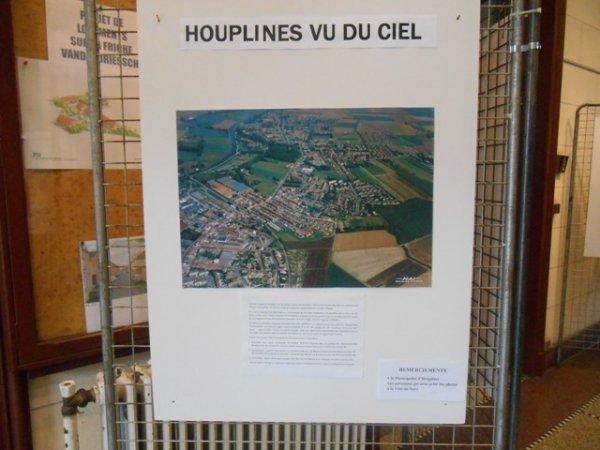 """Houplines, vu du ciel"""
