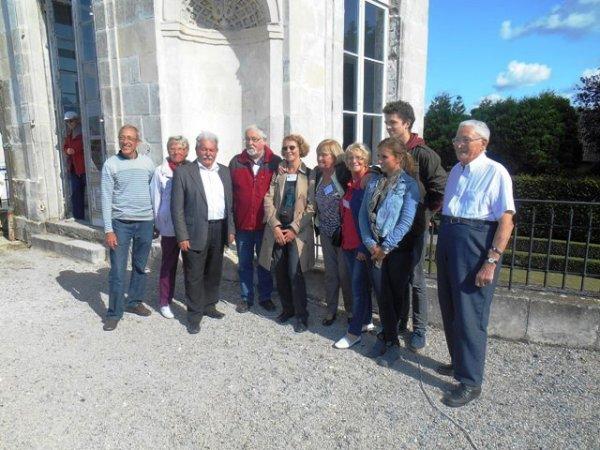 Journées européennes du patrimoine 2013 : le syndicat d'initiative de Saint-André-lez-Lille, comme chaque année, a valorisé le Belvédère de la commune