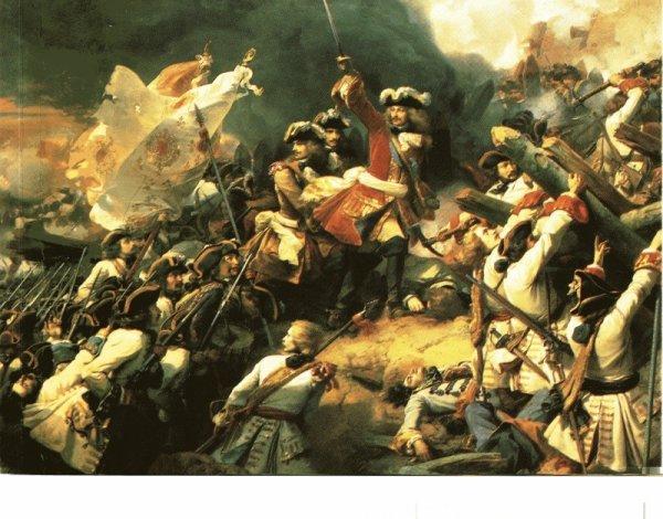 Guerre de Succession d'Espagne : un Basséen permet aux troupes de louis XIV de remporter une dernière victoire décisive