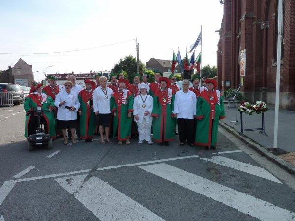 6ème fête de la Tartaprônes à Pérenchies (reportage Philippe Jourdan)