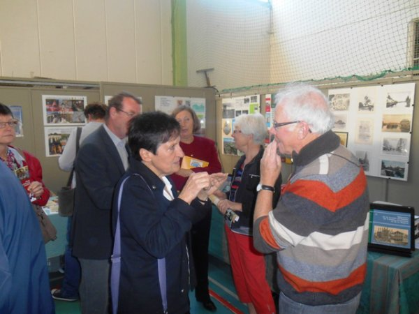 Dans les allées du forum des Weppes à Warneton Belgique (1)
