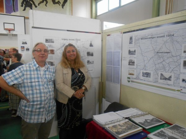 Dans les allées du forum des Weppes à Warneton Belgique (2)
