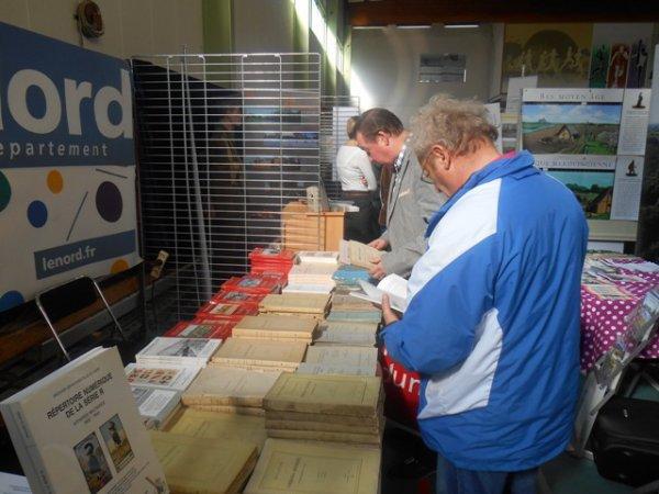 Dans les allées du forum des Weppes à Warneton Belgique (3)