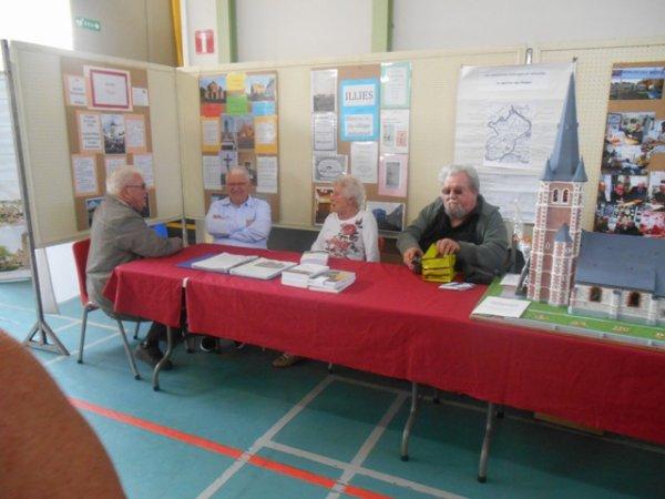 Dans les allées du forum des Weppes à Warneton Belgique (6)