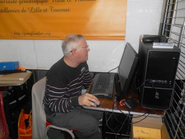 Dans les allées du forum des Weppes à Warneton Belgique (7)
