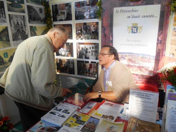 Dans les allées du forum des Weppes à Warneton Belgique (8)