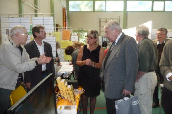 forum des Weppes à Warneton Belgique : photos communiquées par Chantal Dhennin (2/4)