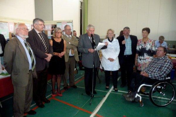 forum des Weppes à Warneton Belgique : photos communiquées par Chantal Dhennin (3/4)