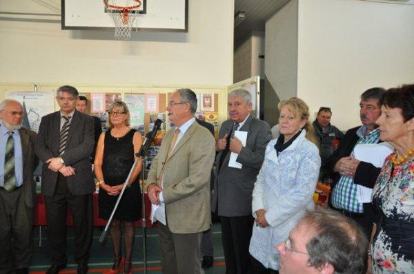 Forum des Weppes à Warneton : Le coup d'oeil de Jean-Paul Cocqueel