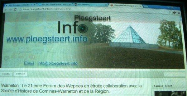 Notre Forum des Weppes dans la blogosphère belge
