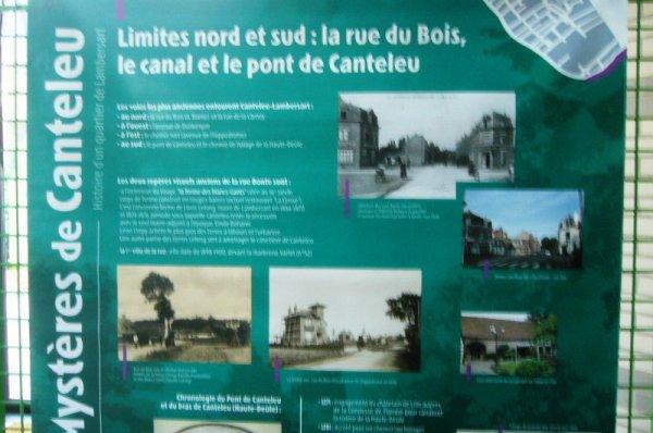 Les mystères de Canteleu