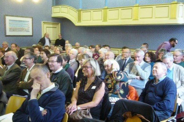 Notre association Weppes en Flandre a participé au 54ème congrès de la Fédération des Sociétés Savantes du Nord de la France