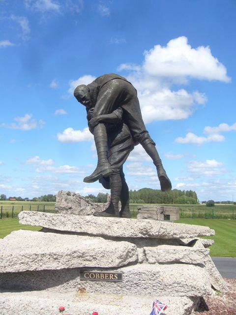 News from Fromelles, by Tim Whitford