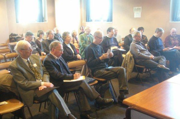 Samedi dernier, Weppes en Flandre a participé à la journée des présidents de la Fédération des Sociétés savantes du Nord de la France