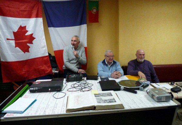 Le bistrot histoire du Centenaire à Herlies : les photos d'Alain-Pierre Loyez (2/3)