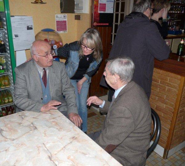 Le bistrot histoire du Centenaire à Herlies : les photos d'Alain-Pierre Loyez (1/3)