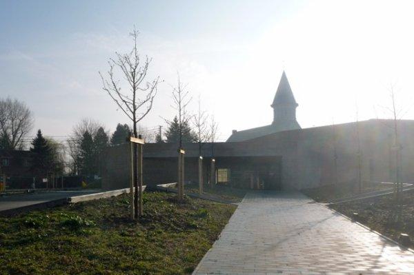 Le musée de la bataille de Fromelles en ce début de printemps 2014 (reportage photo de Chantal Dhennin, présidente de Weppes en Flandre)