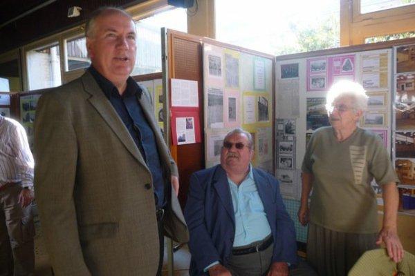 Bernard Dupretz, trésorier de la société historique d'Illies, nous a quittés