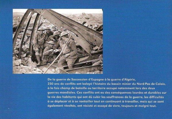 Le Bassin minier du Nord-Pas-de-Calais en 1918, un paysage anéanti