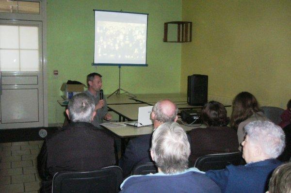 Le bistrot histoire des Weppes de Santes consacré à la Première Guerre mondiale