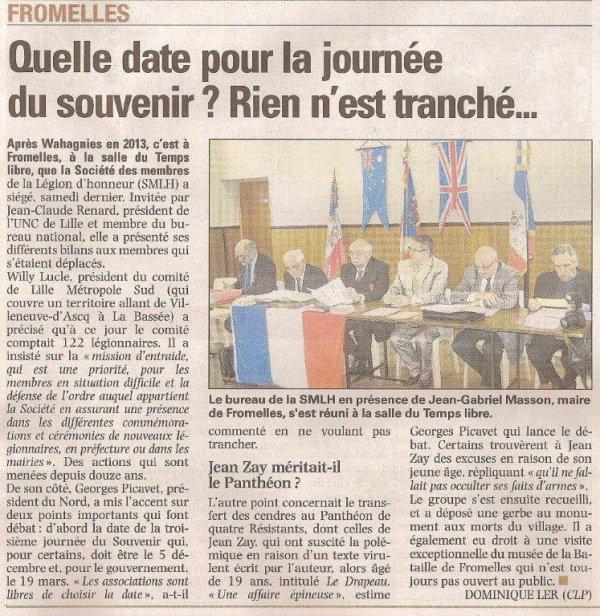 La revue de presse d'Alain Pierre Loyez (avec la traduction en anglais réalisée par ses soins)
