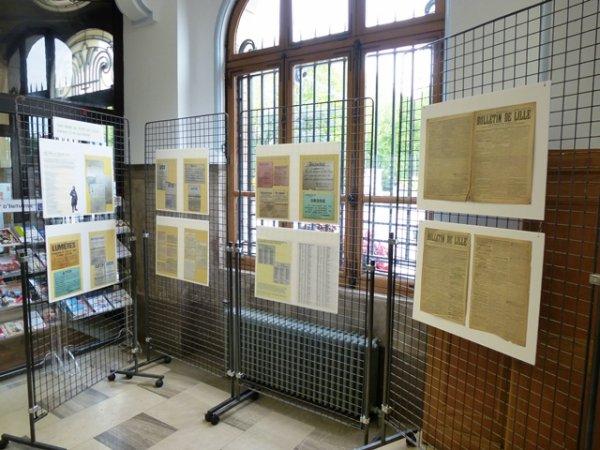 Saint-André au temps des poilus : l'exposition