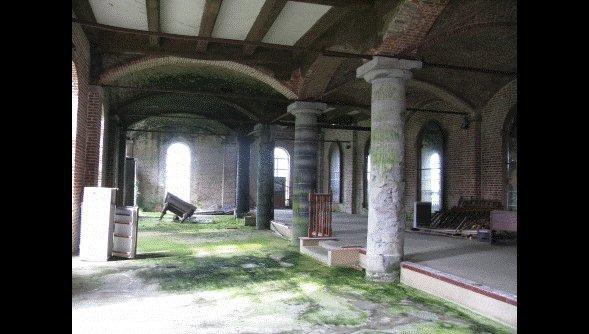 Grange cistercienne d'Illies : un joyau à restaurer d'urgence