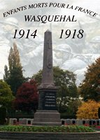 L'association CHGW Genealo 59-62-B s'implique elle aussi dans les commémorations du centenaire de la Première guerre mondiale