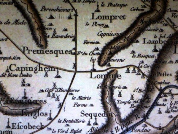 Il y a 300 ans aujourd'hui, le 17 juin 1714, naissait à Thury-sous-Clermont dans l'Oise, César François Cassini de Thury, le père de la fameuse carte de Cassini, qui nous attire encore tant aujourd'hui et nous est si utile