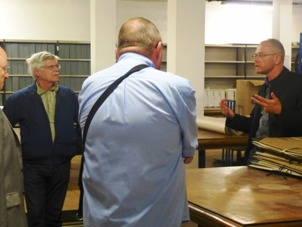 Le week-end dernier, c'était portes ouvertes aux Archives départementales du Nord