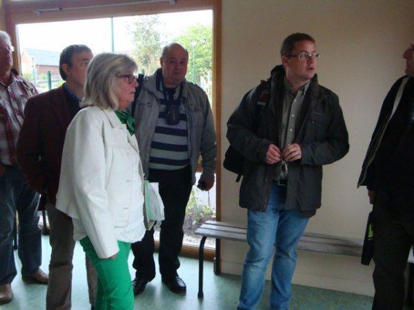 Petit retour en arrière sur la réunion de préparation du forum des Weppes à Fromelles