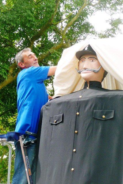 Pays de Weppes : Illies a son géant !