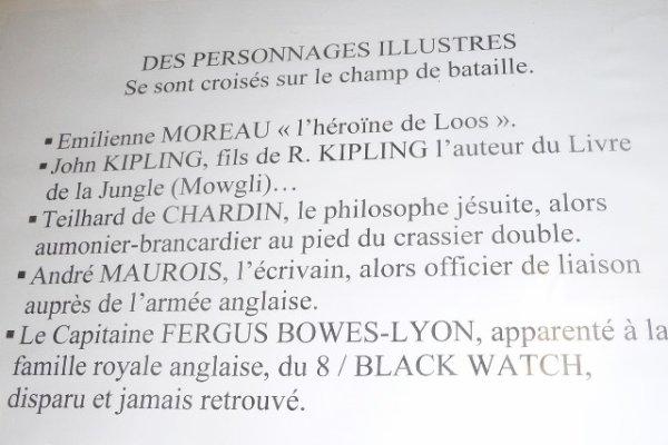 Le voyage annuel de la société historique d'Illies (reportage Chantal Dhennin)