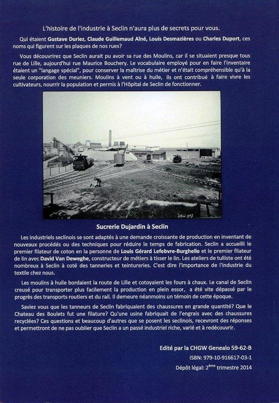 L'industrie à Seclin, des balbutiements au début du XXème siècle