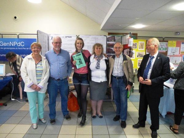 Forum des Weppes à Fromelles : les premières photos