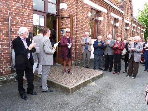 Le Forum des Weppes 2014 à Fromelles : l'inauguration