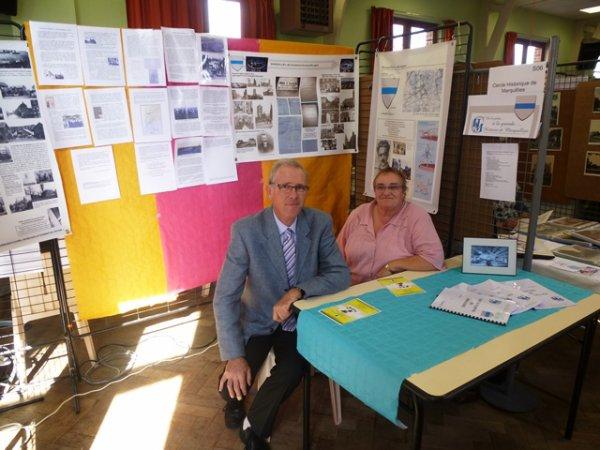 Forum des Weppes 2014 à Fromelles : une nouvelle série de photos
