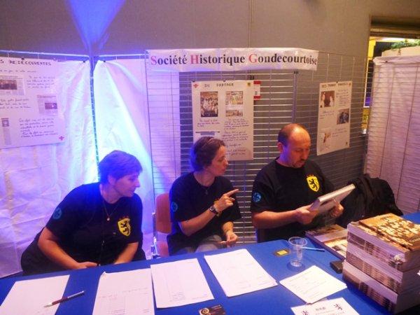 Salon du Livre d'Histoire régionale de Gondecourt