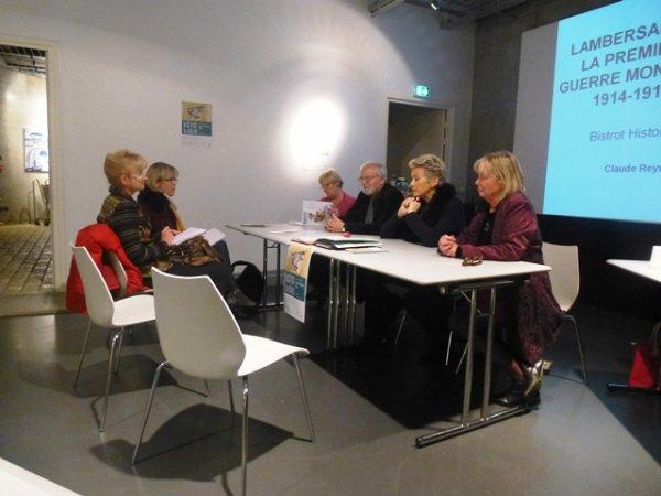 C'est confirmé : le forum des historiens de la Châtellenie de Lille aura lieu le dimanche 11 octobre 2015 à Quesnoy-sur-Deûle