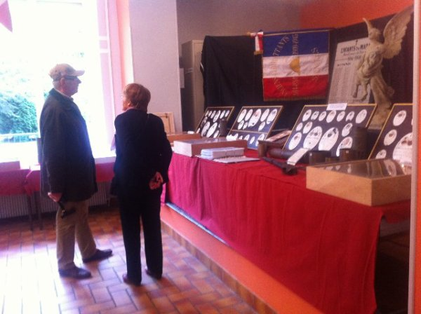 Le 11 novembre à Santes : les derniers préparatifs des Amis du Patrimoine Santois